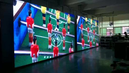 P10 SMD outdoor led displays