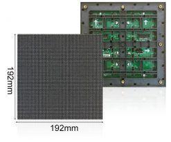 p5 HD LED-veggen