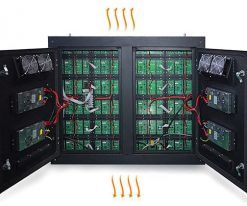 p5 led video wall displays