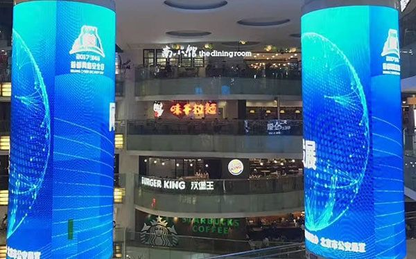 small pixel pitch led displays