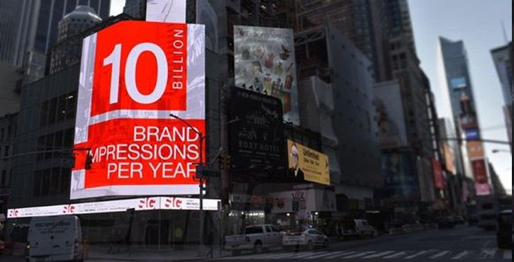 p8 outdoor led advertising billboard screens