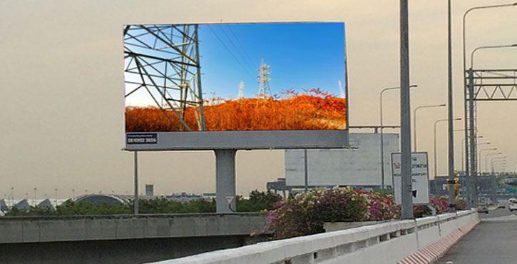 p5 ekran i udhëhequr në natyrë