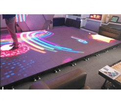 p4.81 dance floor led display