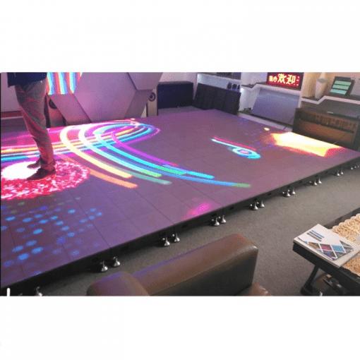 p4.81 dance floor led display