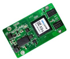 A9S nova control cards