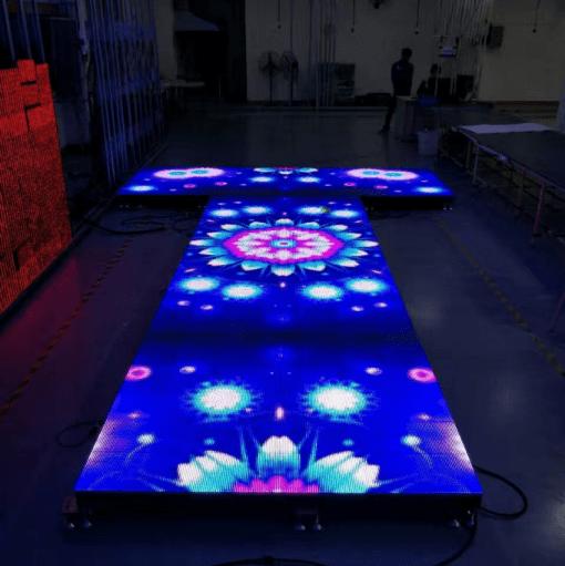 dance floor led video wall (2)