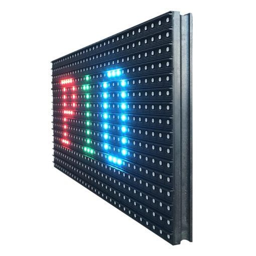 p10 full color led wall
