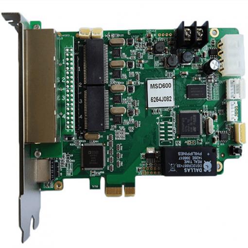 msd600 novastar led displays