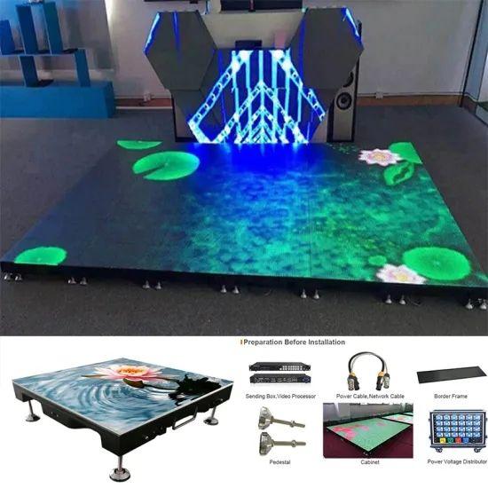 led dance floor display (4)