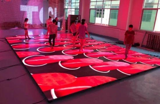 led tile display floor wall (2)