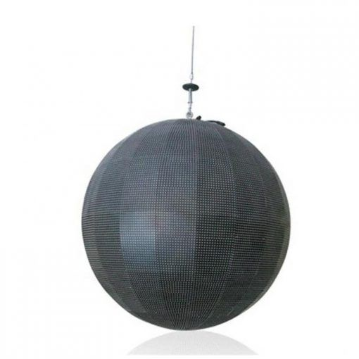 360 viewable creative indoor outdoor sphere led display (5)