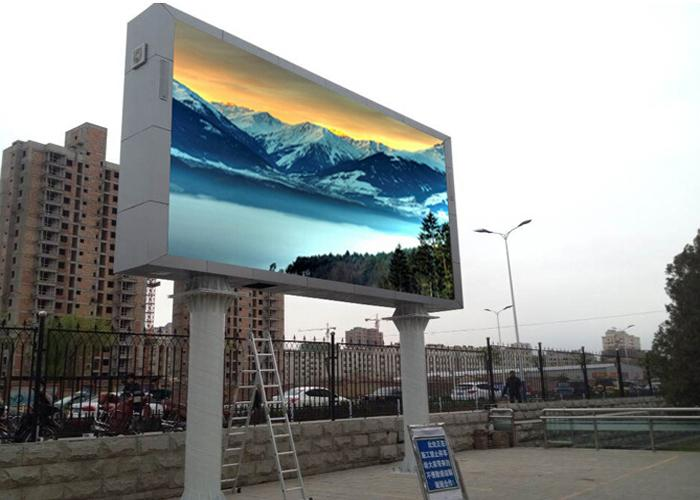 led display walls