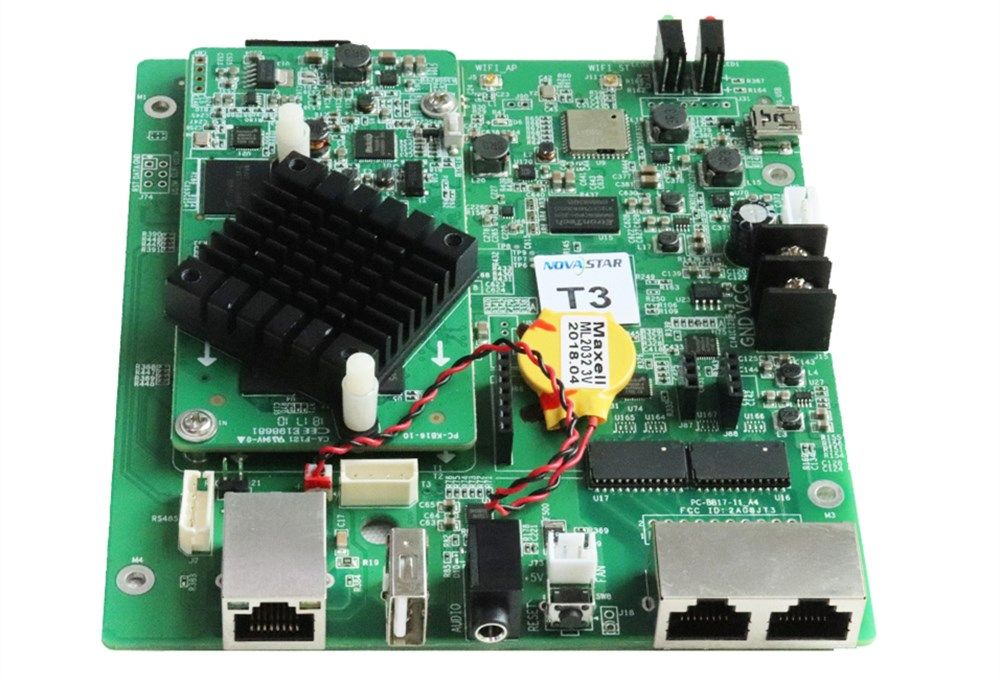 Nova controller card T3