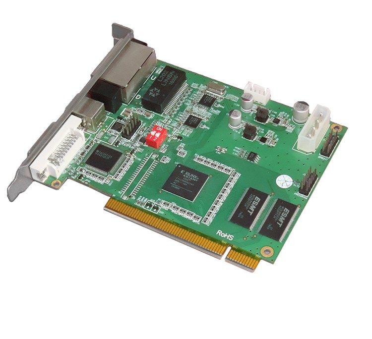SenderSending kartongpanel Linsn TS802D for LED-skjerm